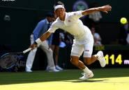 Hasil Wimbledon: John Isner Tumbang, Kei Nishikori Mantap Ke Babak Ketiga