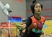 Susy Buka Peluang Tunggal Putri Junior Jadi Pemain Utama