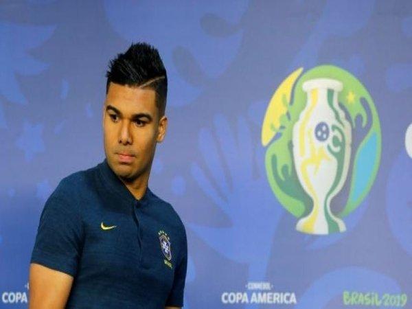Copa America: Casemiro Peringatkan Brasil Jelang Final Kontra Peru