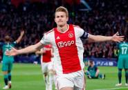 Frenkie de Jong Kembali Ajak Matthijs de Ligt ke Barcelona