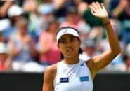 Hasil Wimbledon: Caroline Wozniacki Gigit Jari, Zhang Shuai Melaju Ke Babak Keempat