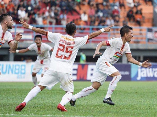 Imbang Kontra Borneo FC, Persija Pastikan Tempat di Final Piala Indonesia