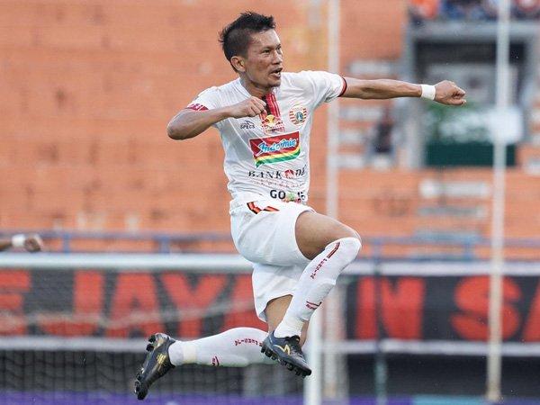 Jebol Gawang Borneo FC, Ismed Buktikan Peran Vitalnya di Tim Persija