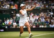 Hasil Wimbledon: Ashleigh Barty Buat Harriet Dart Mati Kutu