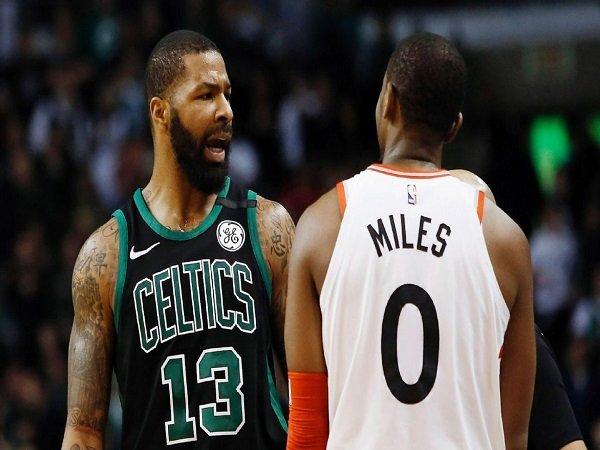 Spurs Datangkan Marcus Morris Dari Celtics