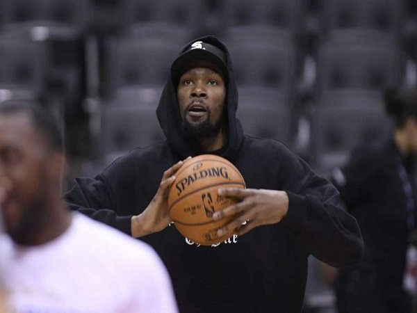 Buka Lembaran Baru, Kevin Durant Akan Kenakan Nomor 7 di Brooklyn Nets