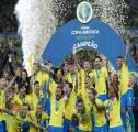 Copa America: Brasil Juara Copa America, Gabriel Jesus Jadi Sorotan