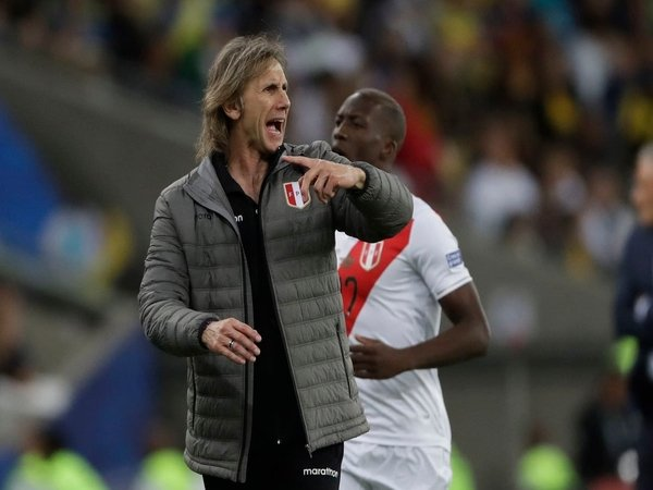 Copa America: Meski Kalah di Final, Pelatih Peru Sanjung Perjuangan Anak Asuhnya