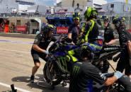 Lagi-Lagi Rossi Temui Kesulitan di GP Jerman