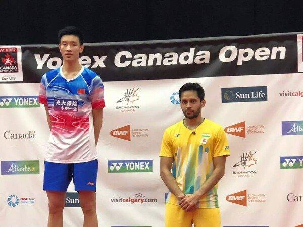 Parupalli Kashyap Gagal Juarai Canada Open 2019