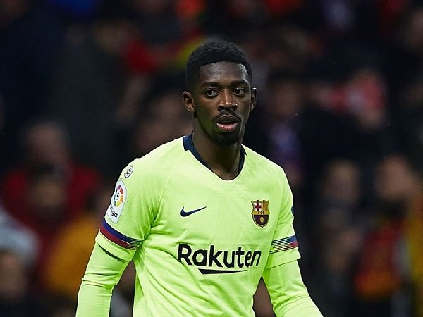 Thiago Alcantara Bujuk Ousmane Dembele untuk Gabung Bayern Munich
