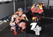 Alex Rins Akui Keunggulan Telak Marquez di Sachsenring