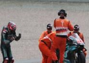 Fabio Quartararo Beberkan Penyebabnya Terjatuh di GP Jerman