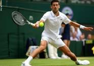 Hasil Wimbledon: Demi Lolos Ke Semifinal, Novak Djokovic Depak David Goffin