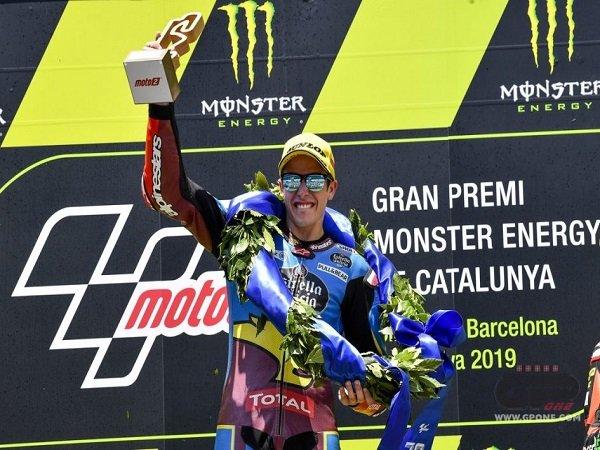 Alex Marquez Beberkan Kunci Kesuksesannya Tampil Dominan di Moto2