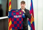 Barcelona Resmi Rekrut Bintang Belia Inggris dari West Brom