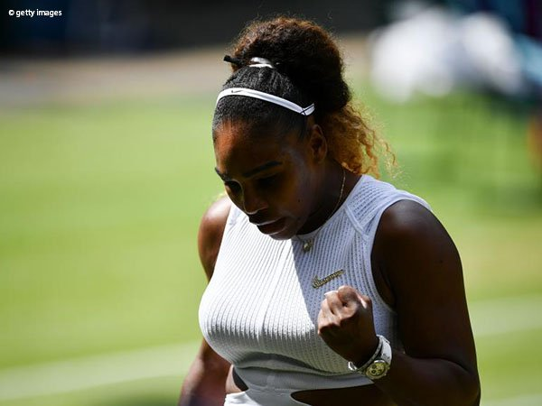 Hasil Wimbledon: Habisi Barbora Strycova, Serena Williams Makin Dekat Dengan Gelar Grand Slam ke-24