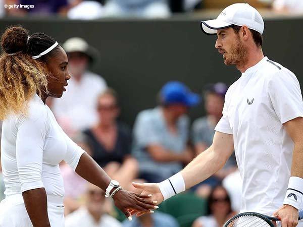 Hasil Wimbledon: Petualangan Andy Murray Dan Serena Williams Berakhir