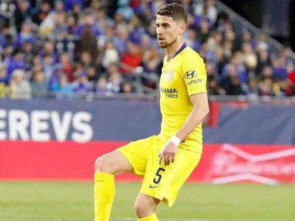 Lampard Didesak Ubah Formasi Chelsea untuk Bikin Jorginho Lebih Baik