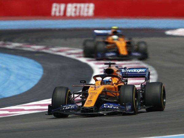 McLaren Harus Berani Ambil Resiko Demi Tampil Lebih Baik