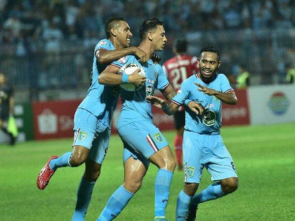 Persela 3-0 Kalteng Putra, Alex Jawab Tantangan Nilmaizar Lewat Torehan Hattrick