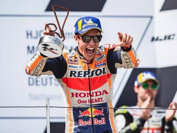 Sachsenring Sirkuit yang Sempurna Bagi Marc Marquez