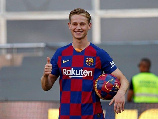 Sebelum ke Barca, Frenkie de Jong Sempat Ingin ke Arsenal