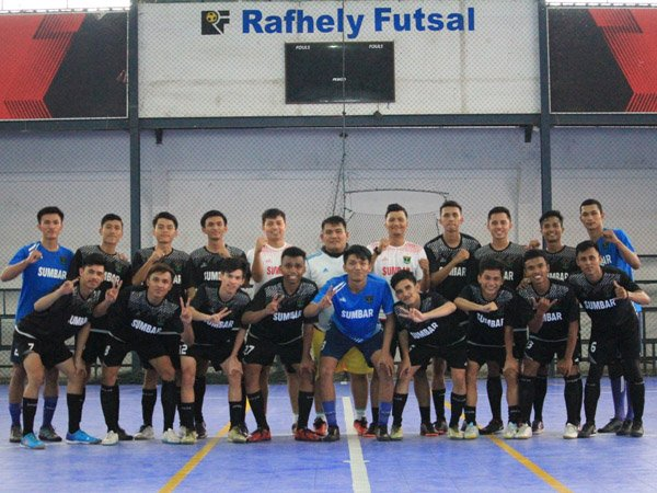 Tim Asal Malaysia Ikuti Turnamen Futsal Internasional RSC IX-2019
