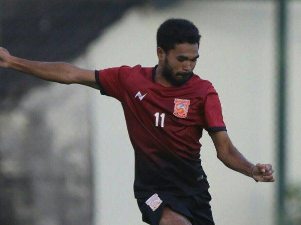 Winger Borneo FC Ungkap Peran Besar Suporter untuk Bangkitkan Motivasi Pemain