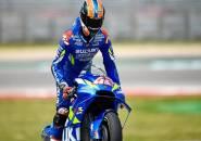 Ambisi Alex Rins Ingin Menang di MotoGP Jerman Justru Berujung Petaka