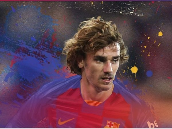 Barcelona Resmi Gaet Antoine Griezmann dari Atletico Madrid