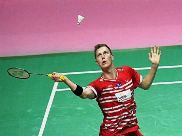 Victor Axelsen Mundur dari Indonesia Open 2019