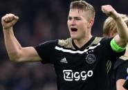 Juventus Akhirnya Capai Kesepakatan dengan Ajax Soal Matthijs de Ligt