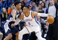OKC Thunder Sepakat Lepas Russell Westbrook Menuju Houston Rockets