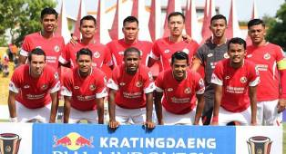 Semen Padang FC 0-1 Arema FC, Kabau Sirah Makin Terpuruk
