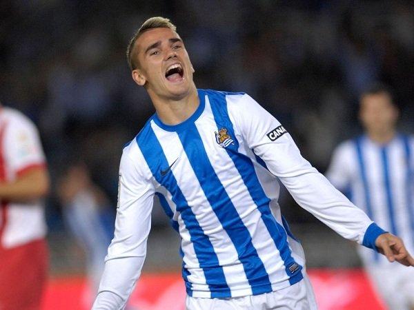 Real Sociedad Untung Besar dari Transfer Griezmann ke Barcelona