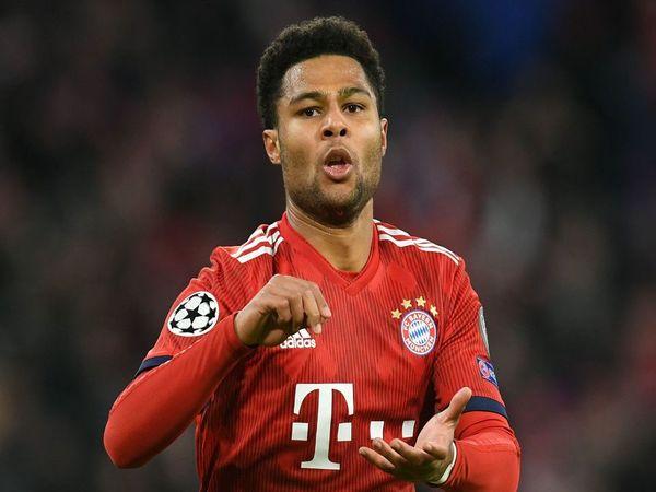 Musim Pertama di Bayern Muenchen, Serge Gnabry: Segalanya Berbeda