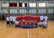 Timnas Basket Indonesia Sukses Awali Turnamen William Jones Cup Dengan Kemenangan Manis