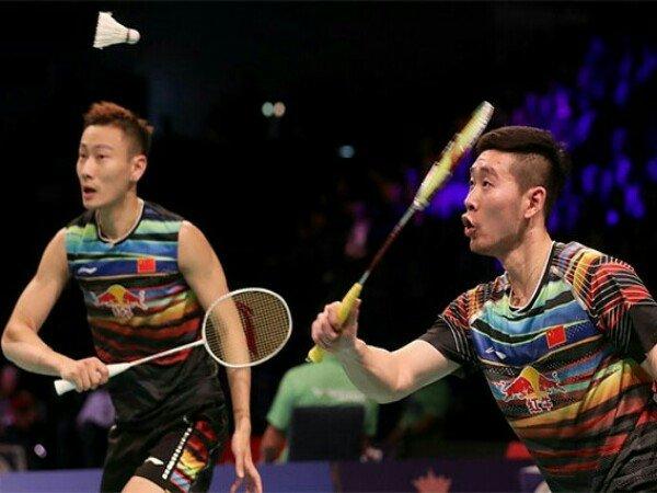Zhang Nan, Sejarah Empat Medali Emas Kejuaraan Dunia