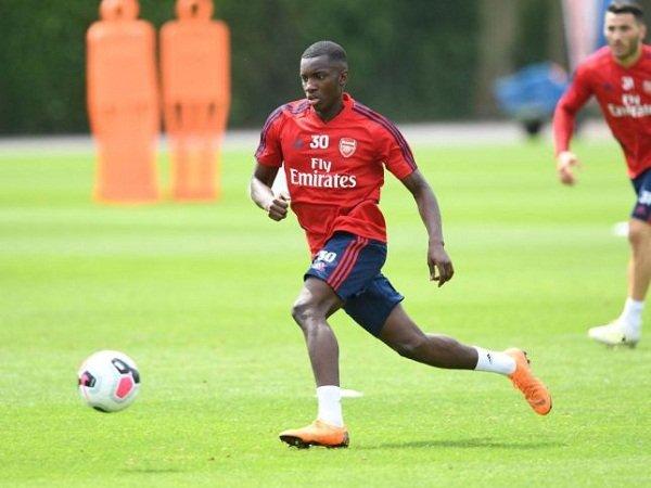 Arsenal Bakal Pinjamkan Striker Muda Ini Ke Klub Championship