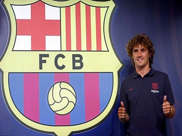 Bahagia Gabung Barcelona, Griezmann Targetkan Banyak Trofi
