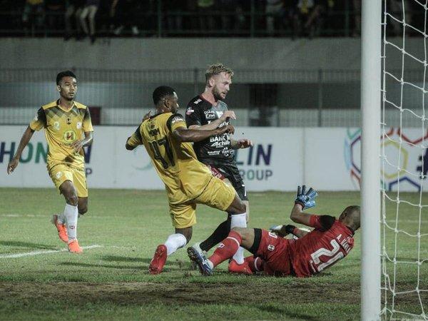 Barito Putera 1-0 Bali United, Serdadu Tridatu Telan Kekalahan Perdana