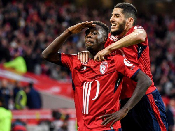 Bayern Munich Ikut Bersaing Datangkan Nicolas Pepe dari Lille