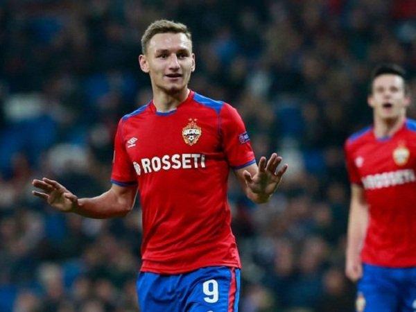 Bersama Arsenal, Liverpool Ramaikan Perburuan Striker CSKA