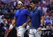 Fakta Unik Dengan Angka Antara Novak Djokovic VS Roger Federer