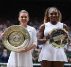 Simona Halep Berterima Kasih Kepada Roger Federer Atas Saran Ini