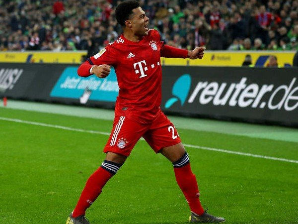 Musim Debut Mengesankan, Ini Janji Serge Gnabry pada Bayern Munich