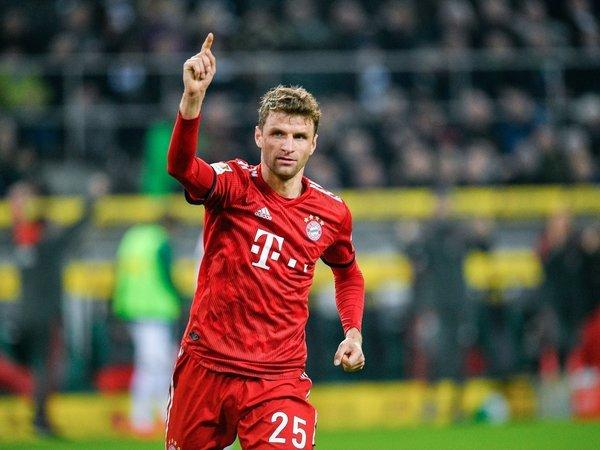 Dortmund Aktif Belanja Pemain, Thomas Muller Antusias