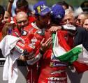Dovizioso Senang Bisa Teruskan Kerjasama Dengan Petrucci