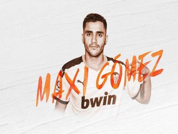 Kalahkan West Ham, Valencia Resmi Datangkan Maxi Gomez